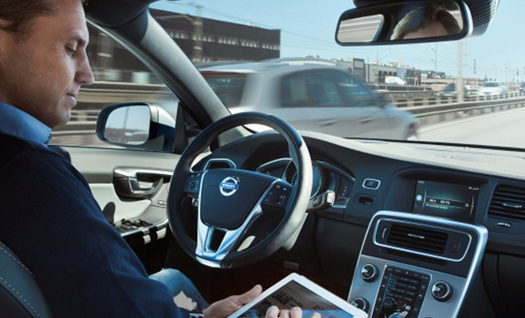 Advertisers Poised to Enter Self-Driving Expressway