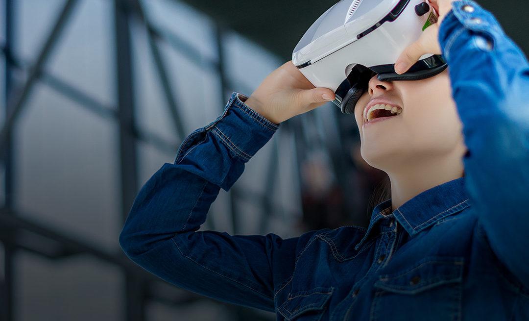 Leap into Virtual Reality